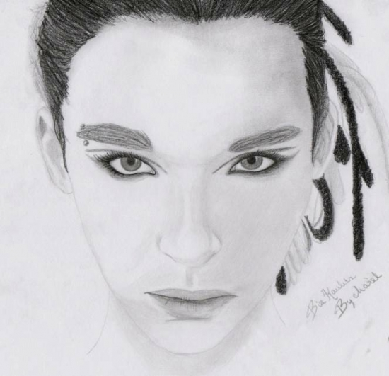 Bill Kaulitz by Marel.